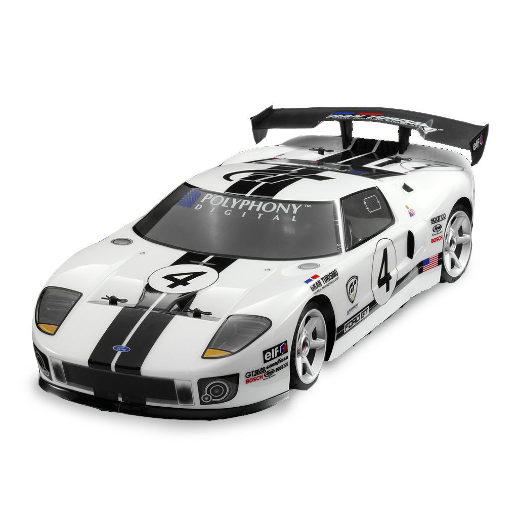 FORD GT LM Race Car Spec II Designed By GRAN TURISMO