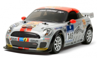 TAMIYA MINI JCW COUPE M-05 1/10
